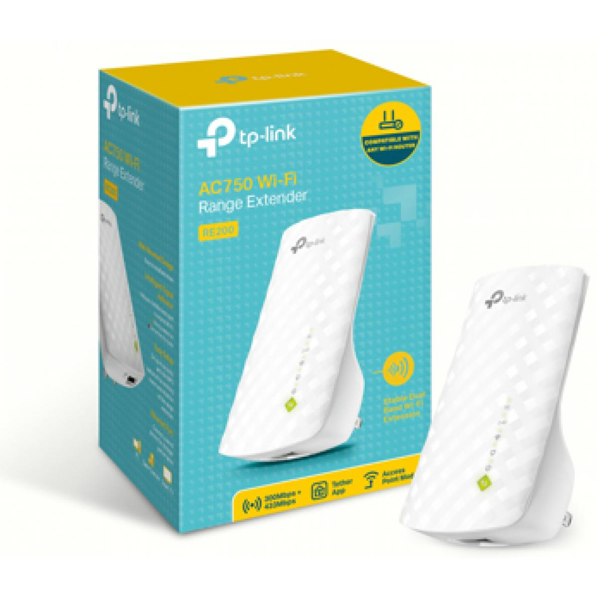 TP-Link Wi-Fi Range Extender photo