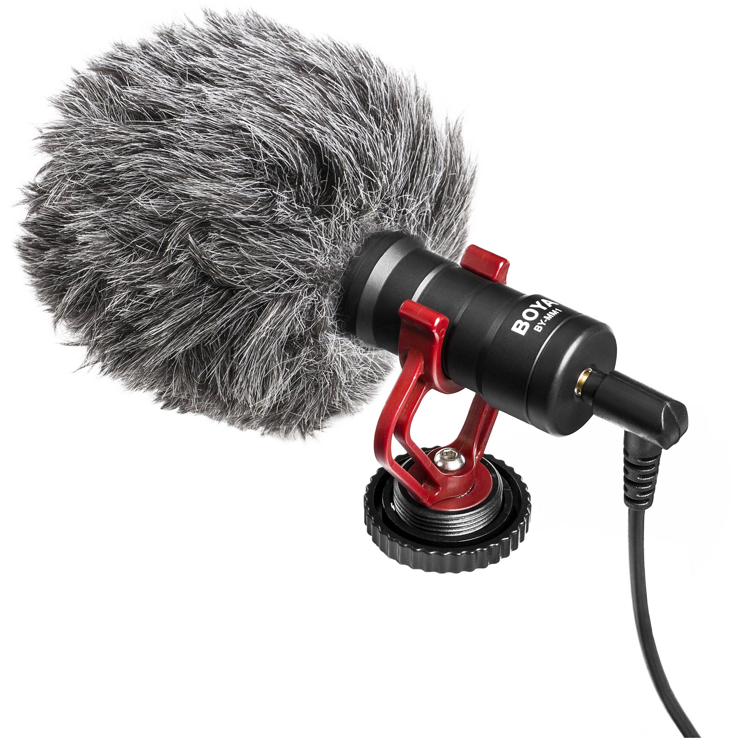 BOYA Universal Cardioid Microphone photo