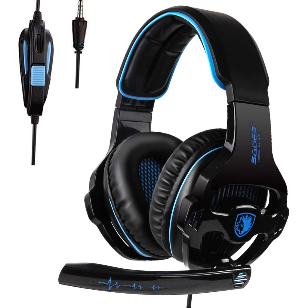 SADES SA-810 Gaming Headset